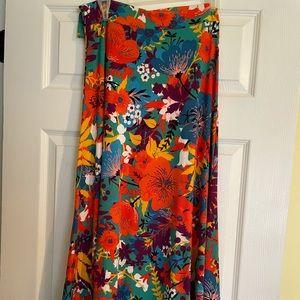 EUC Lularoe Maxi Skirt